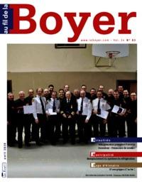 Journal communautaire La Boyer - Avril 2020