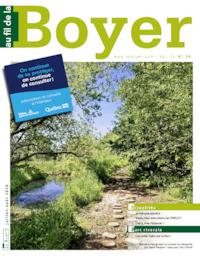 Journal communautaire La Boyer - Juillet 2020