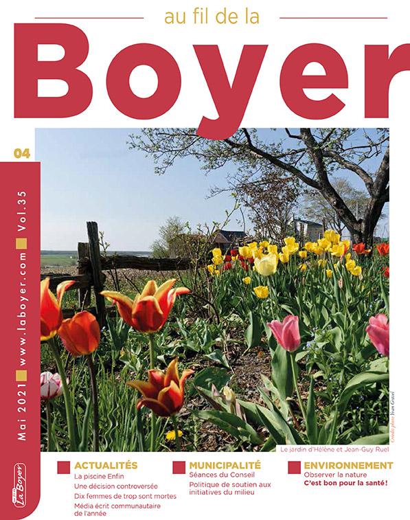 La Boyer Mai 2021