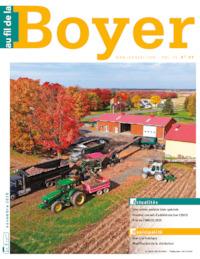 Journal communautaire La Boyer - Novembre 2020