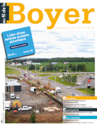 Journal communautaire La Boyer - Septembre 2020