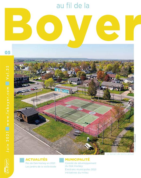 La Boyer Juin 2021